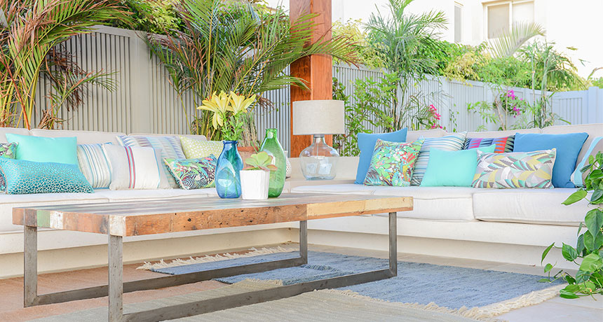 5 Simple Ways To Refresh Your Summer Home