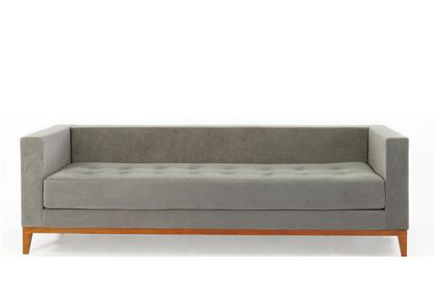 CAPITONÉ 3-Seater Sofa