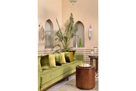 CAPITONÉ Sofa