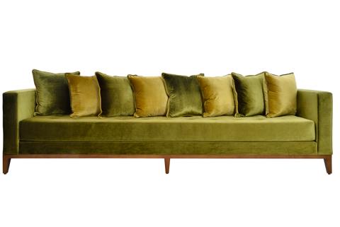 CAPITONÉ 4-Seater Sofa