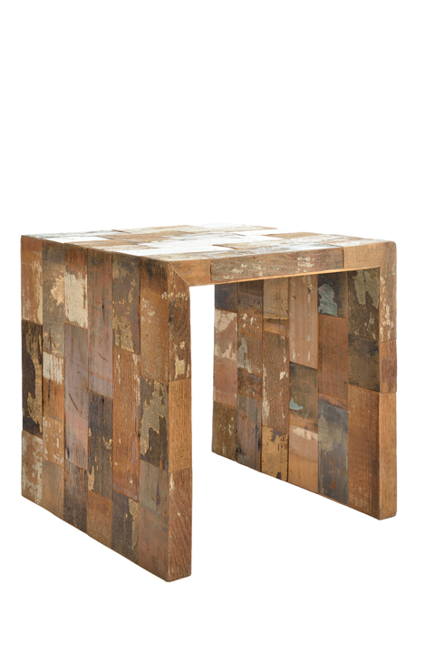RECLAIMED Side Table