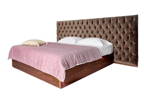 CHESTERFIELD Extended Headboard