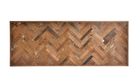RECLAIMED PANEL Headboard