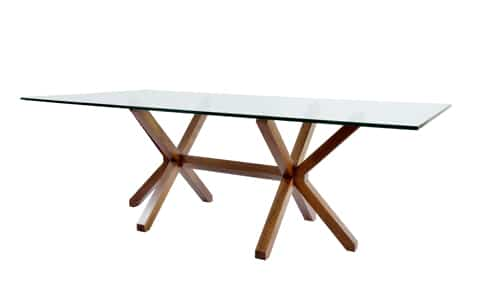SCAFFOLD RECTANGULAR Dining Table