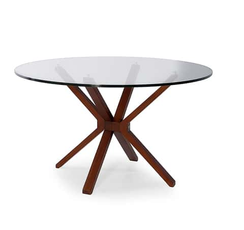 SCAFFOLD Round Dining Table