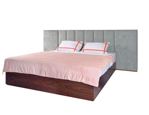 VERTICAL PANEL Extended Headboard