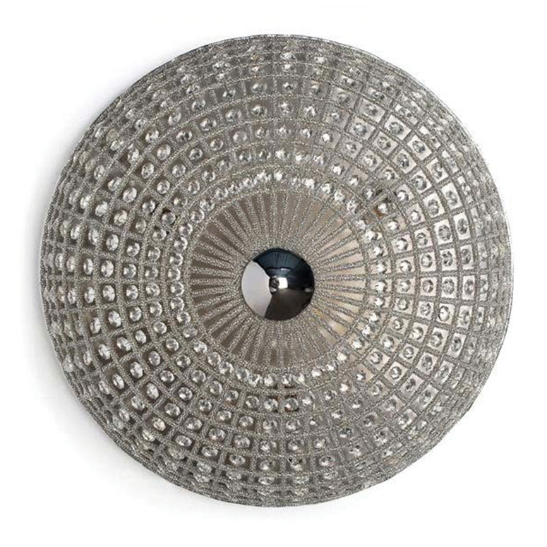 BOUCLIER SILVER Wall Light