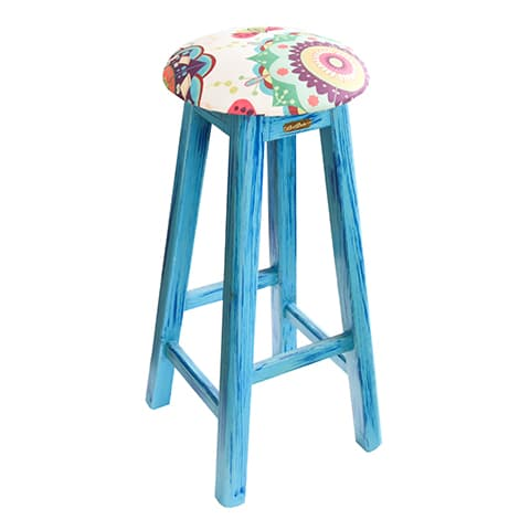In the City High Stool