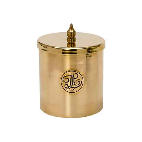 BRASS-COPPER Candle