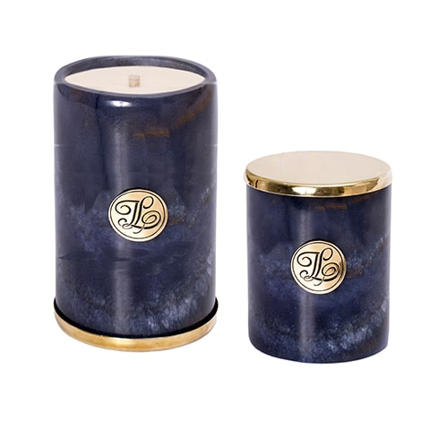 GALAXY Marble Candle