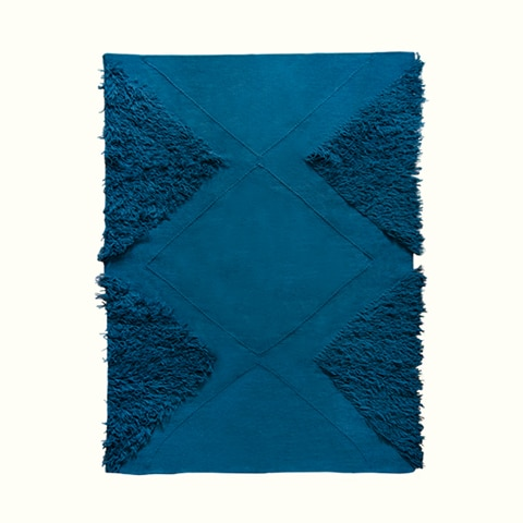 TUFTED TRIANGLES Rug