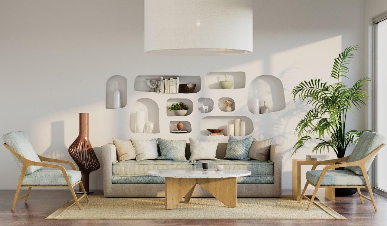 Riviera Living Room