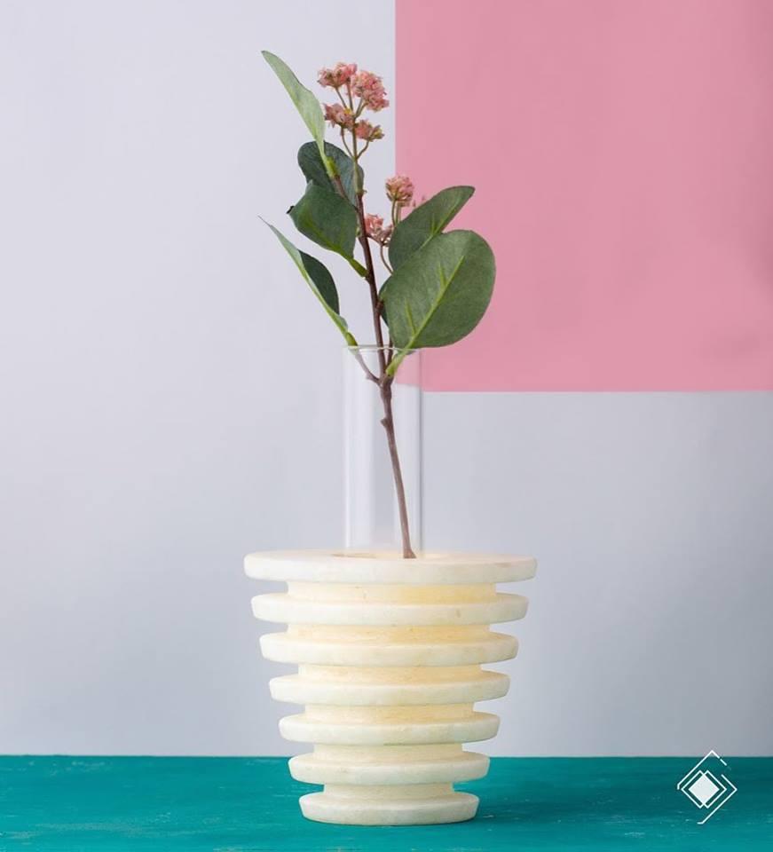 Alabaster Vase 3