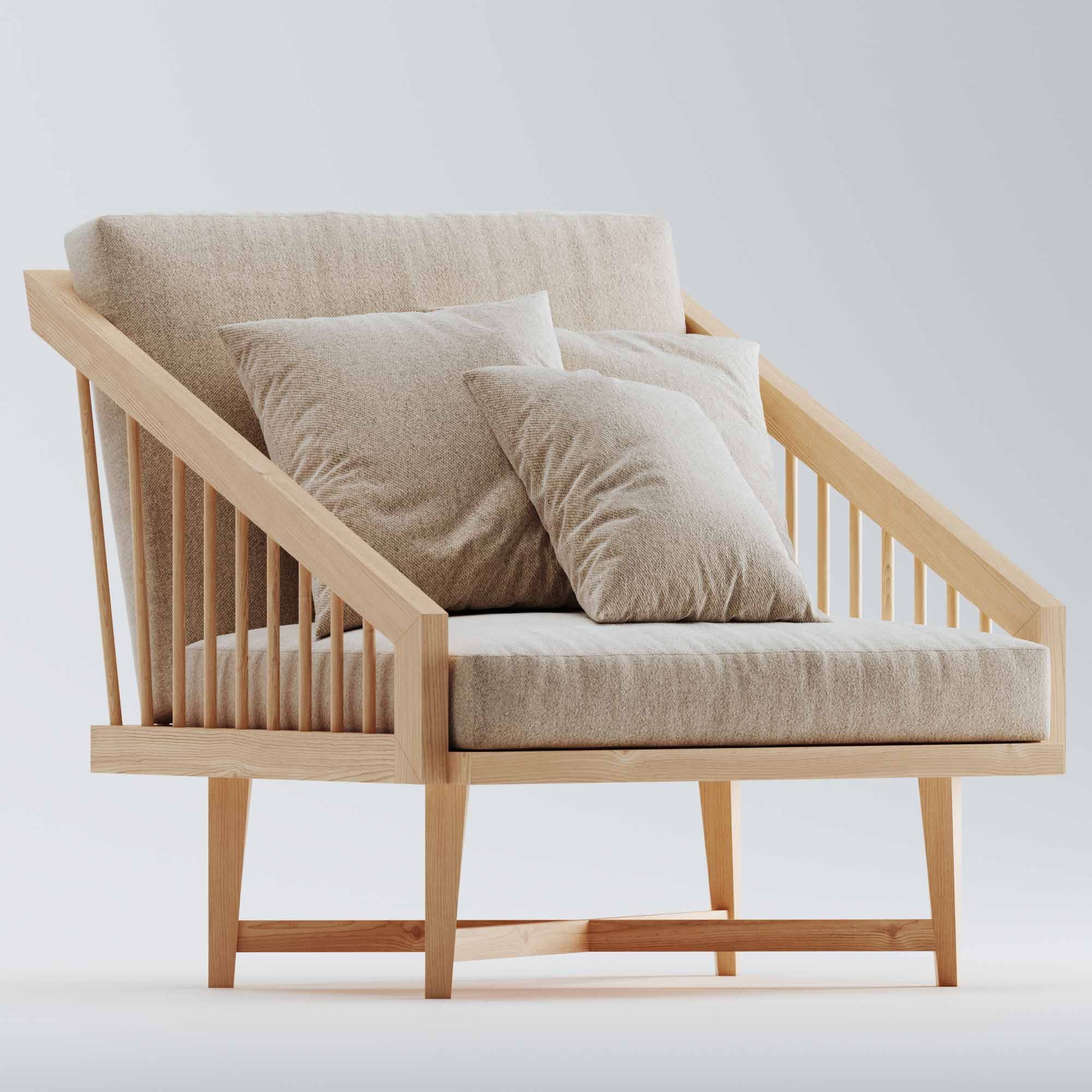 Crate Armchair