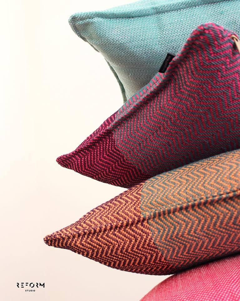 Zizag Cushions