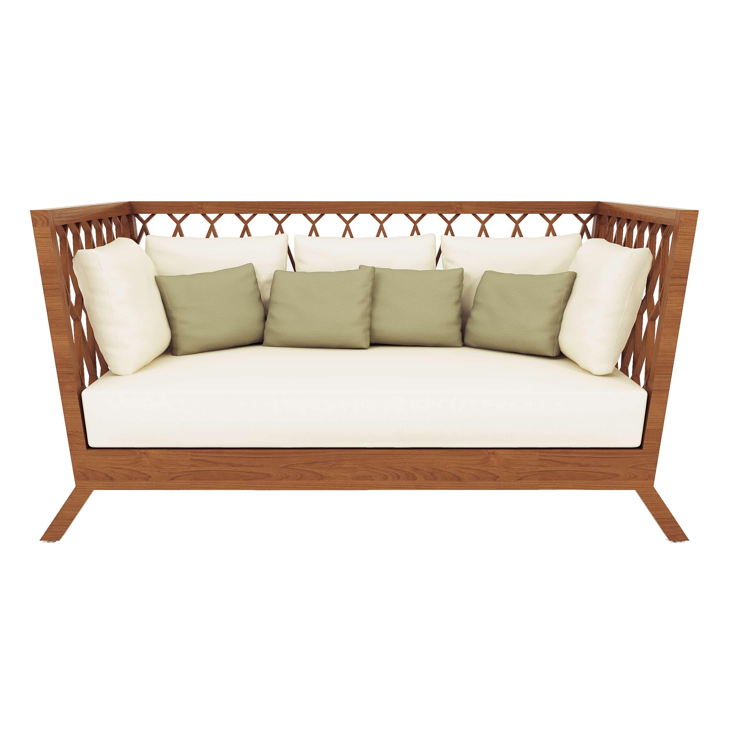 Cutout Sofa