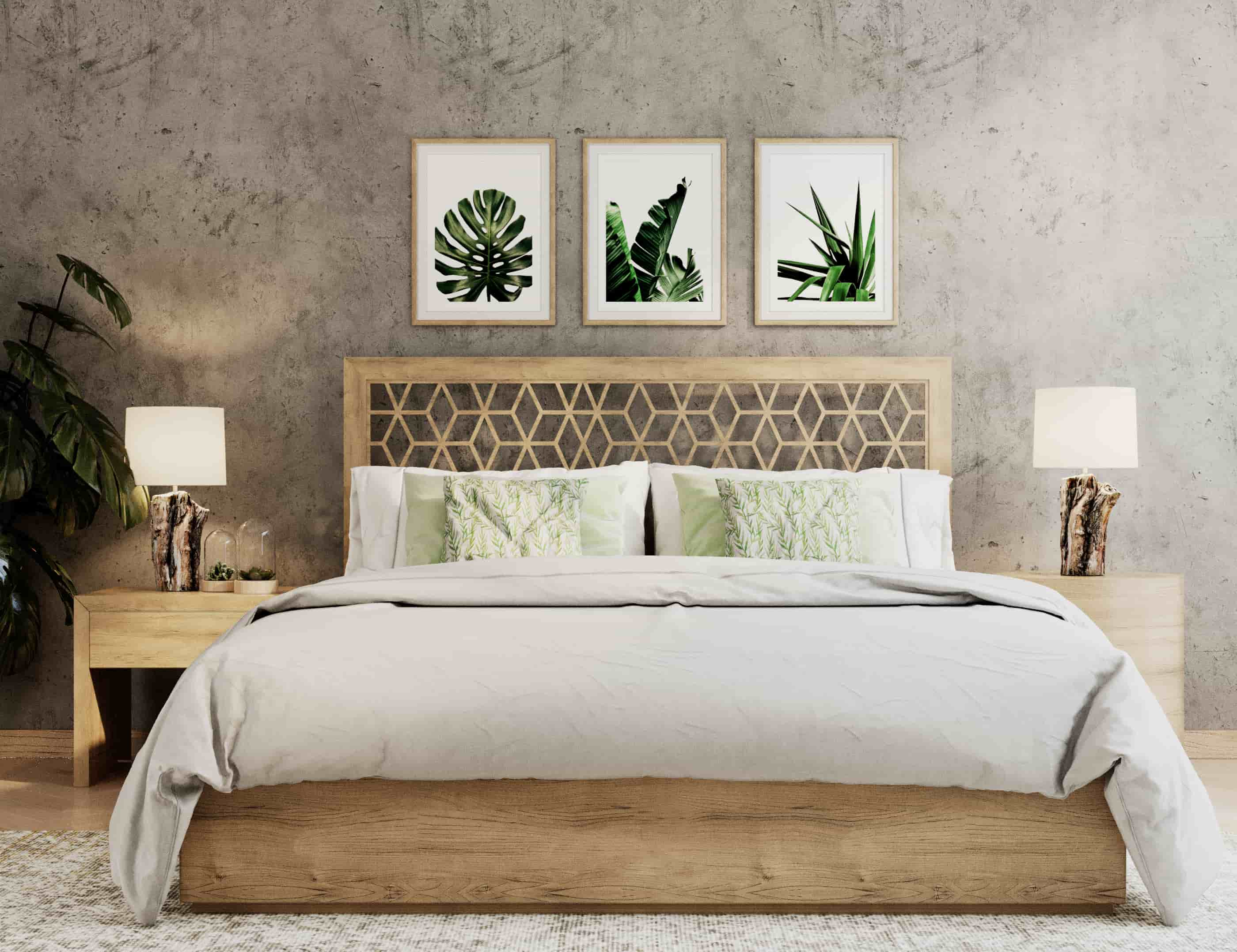 Tropical Bedroom Picks