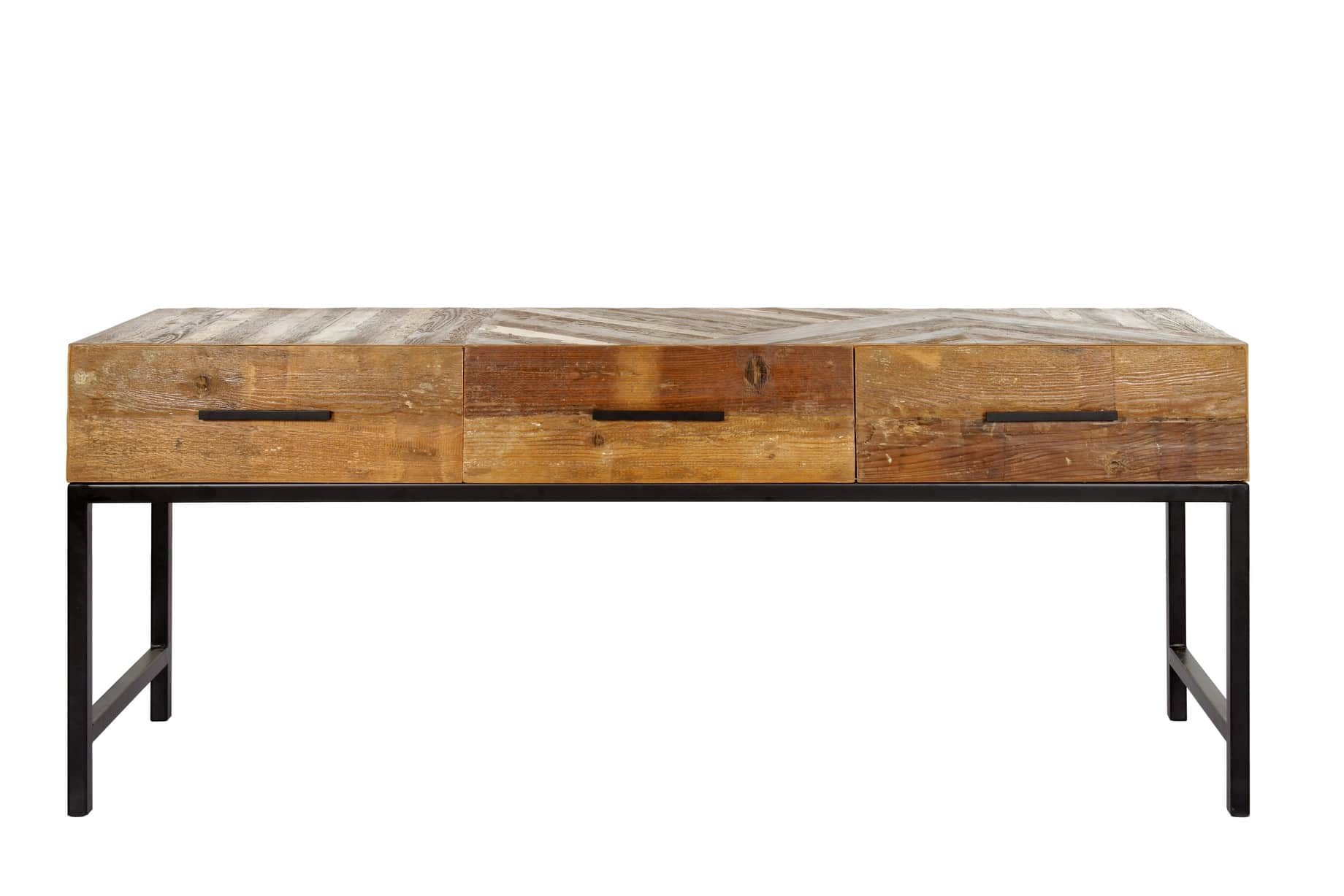 RECLAIMED Console with Drawers