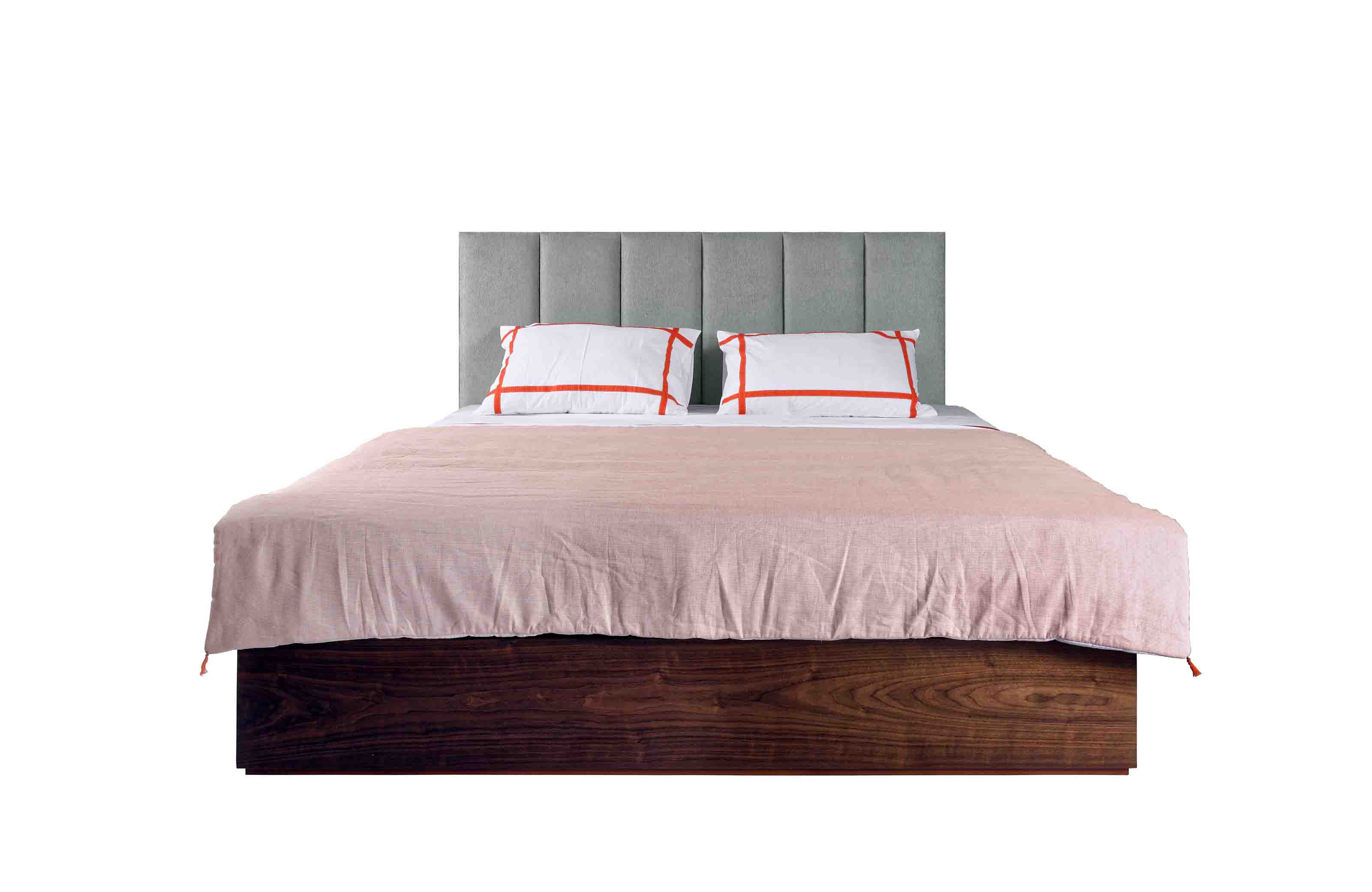Vertical Panel Headboard