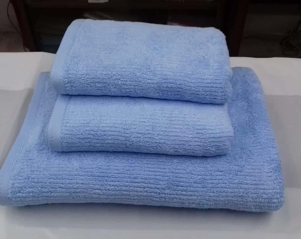Ribbed Towel Set