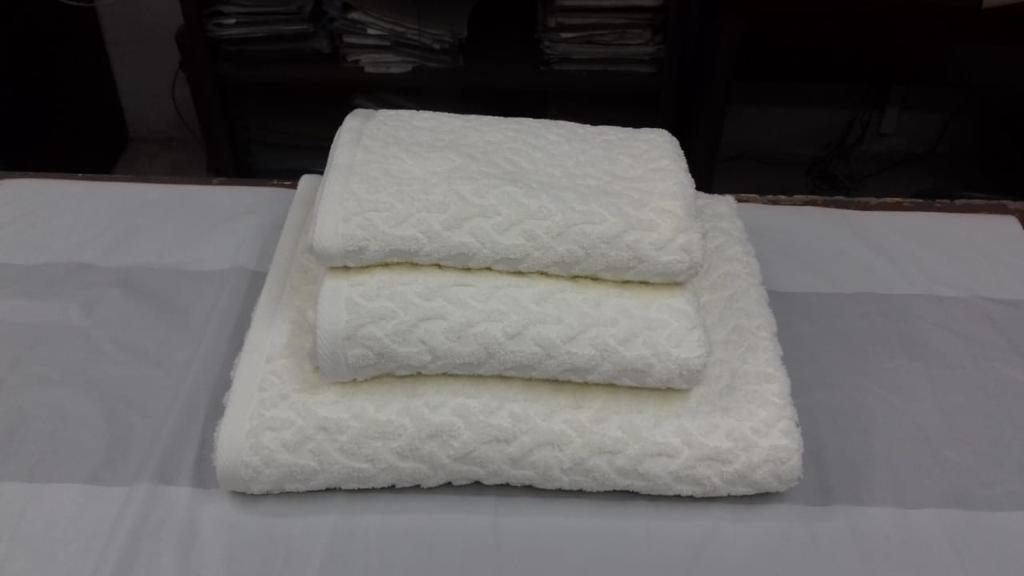 Jacquard Towel Set