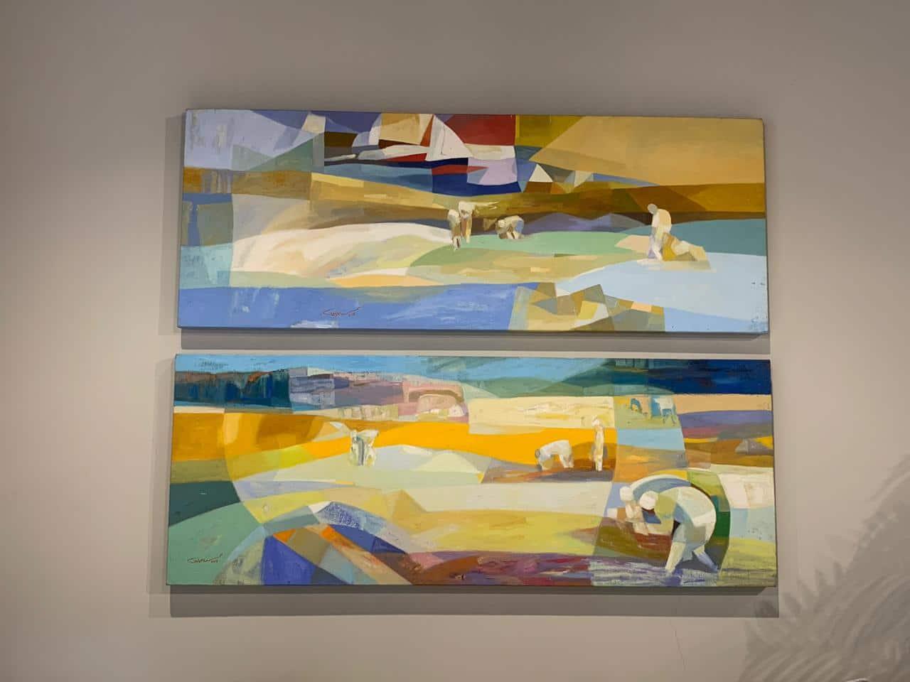 Mohamed Abou ElWafa Painting