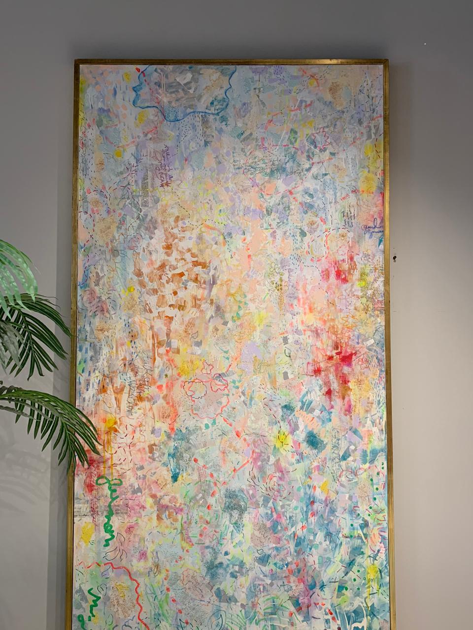 Lina Mowafy Painting