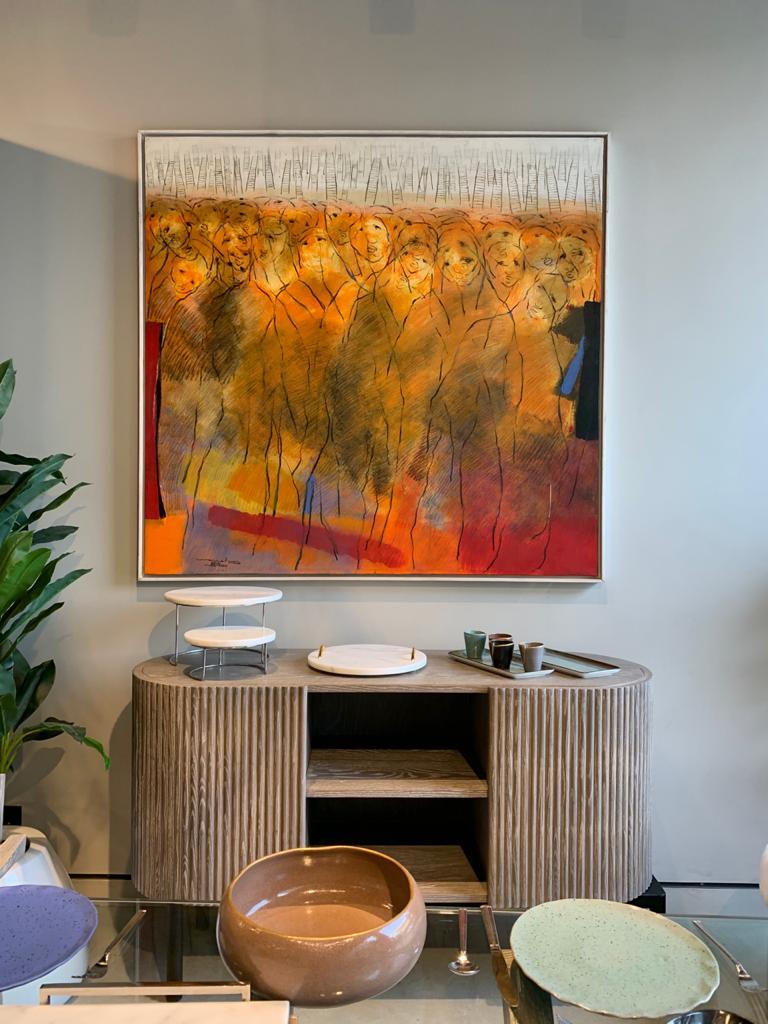 Wael Darwish Painting