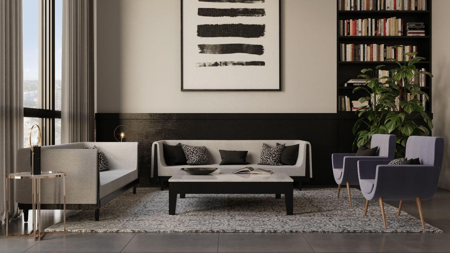 Ivory Living Room Picks