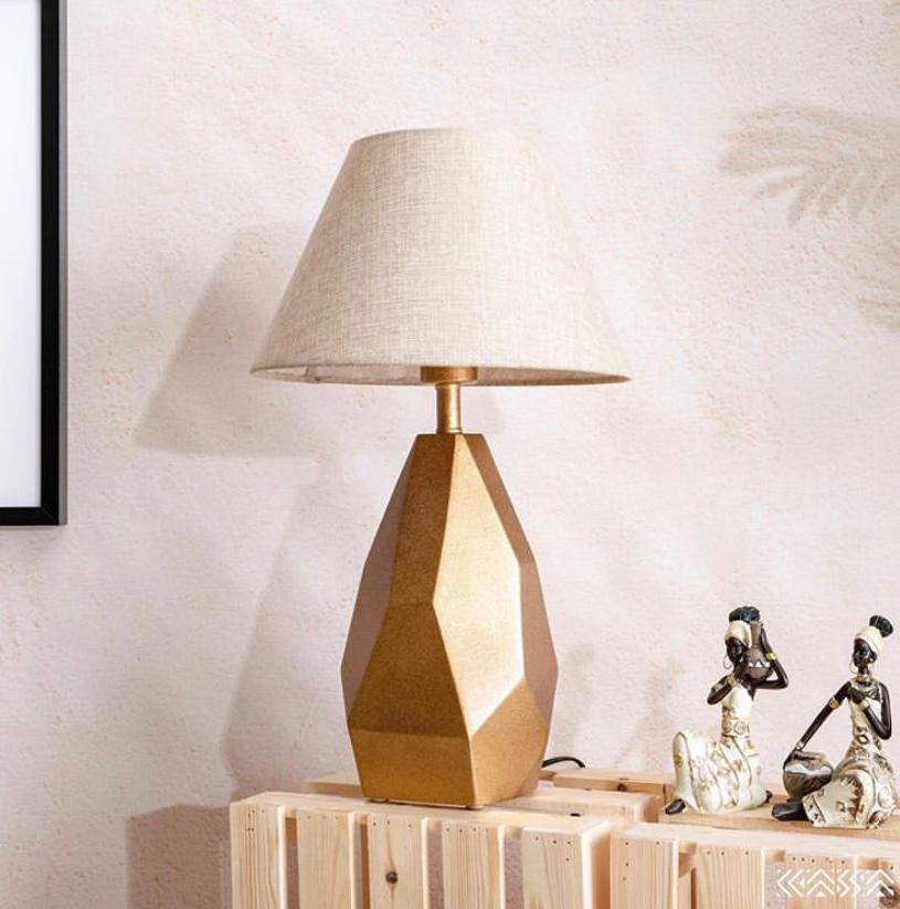 Geo-Table Lamp