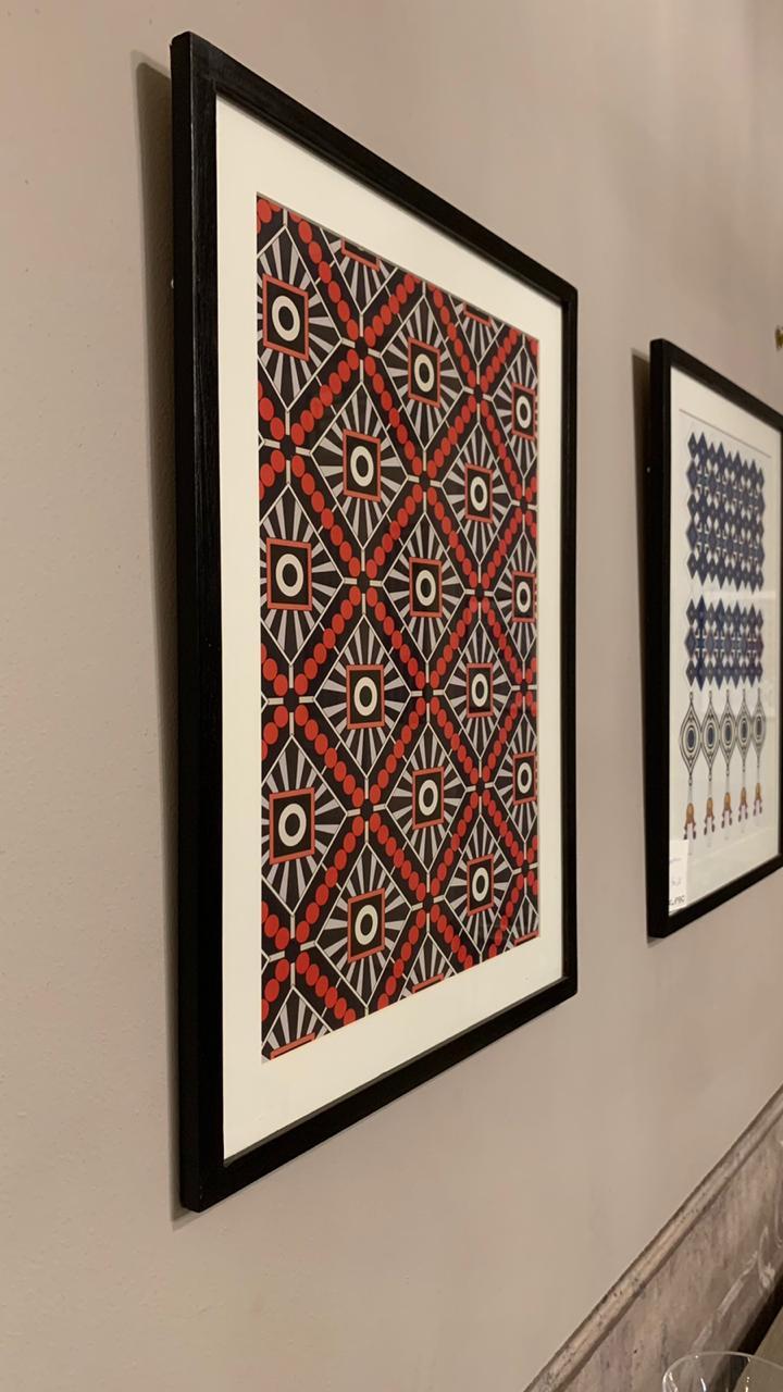 Zooka's wall art