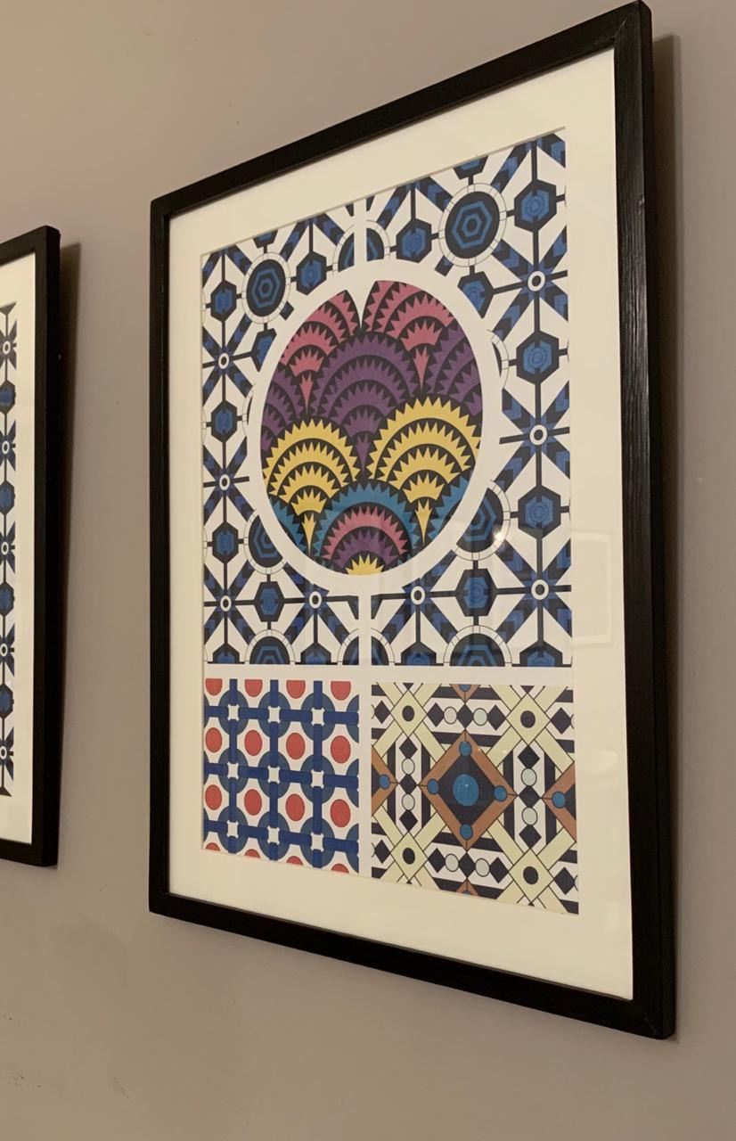 Zooka's wall art 2