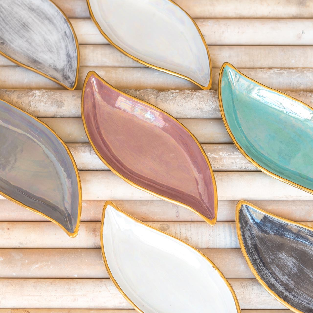 Tear Drop Platter