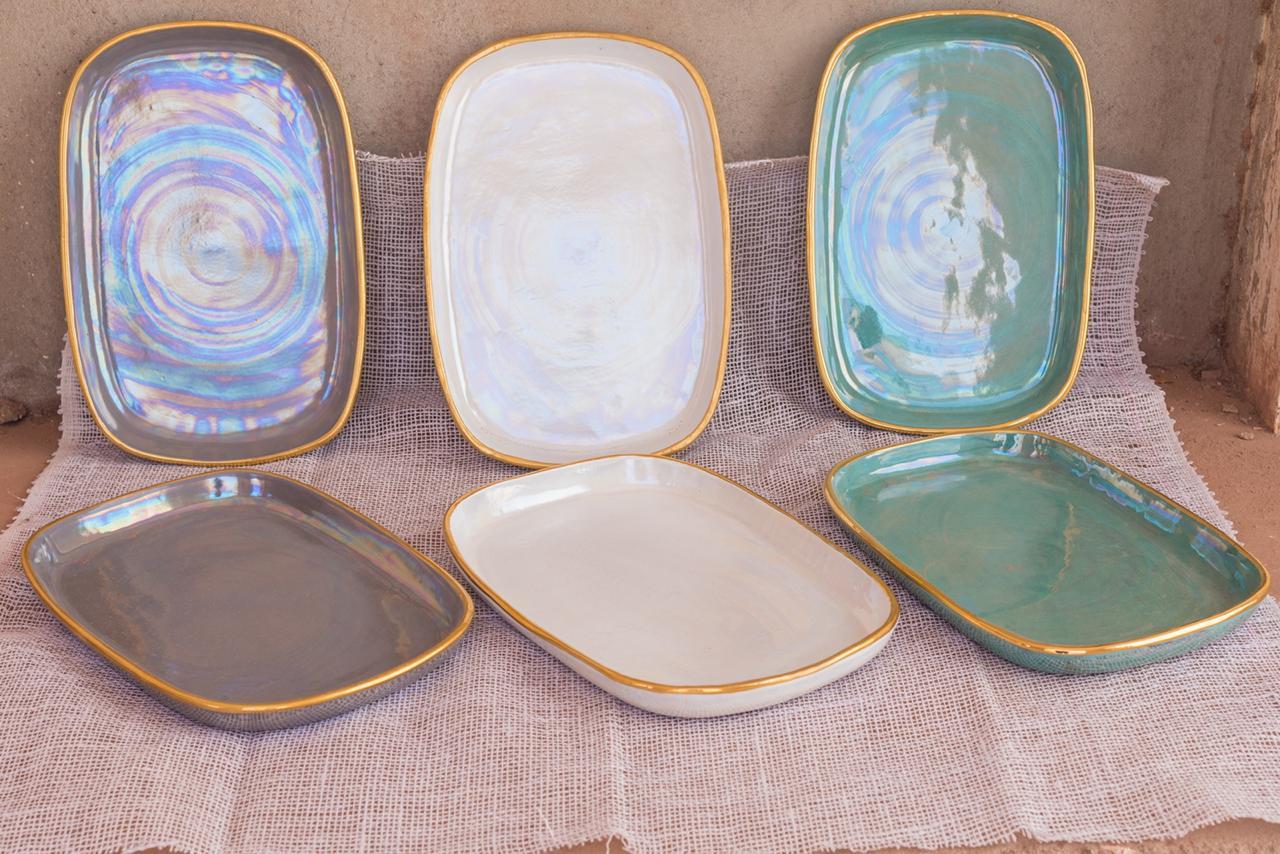 New Wide Platter