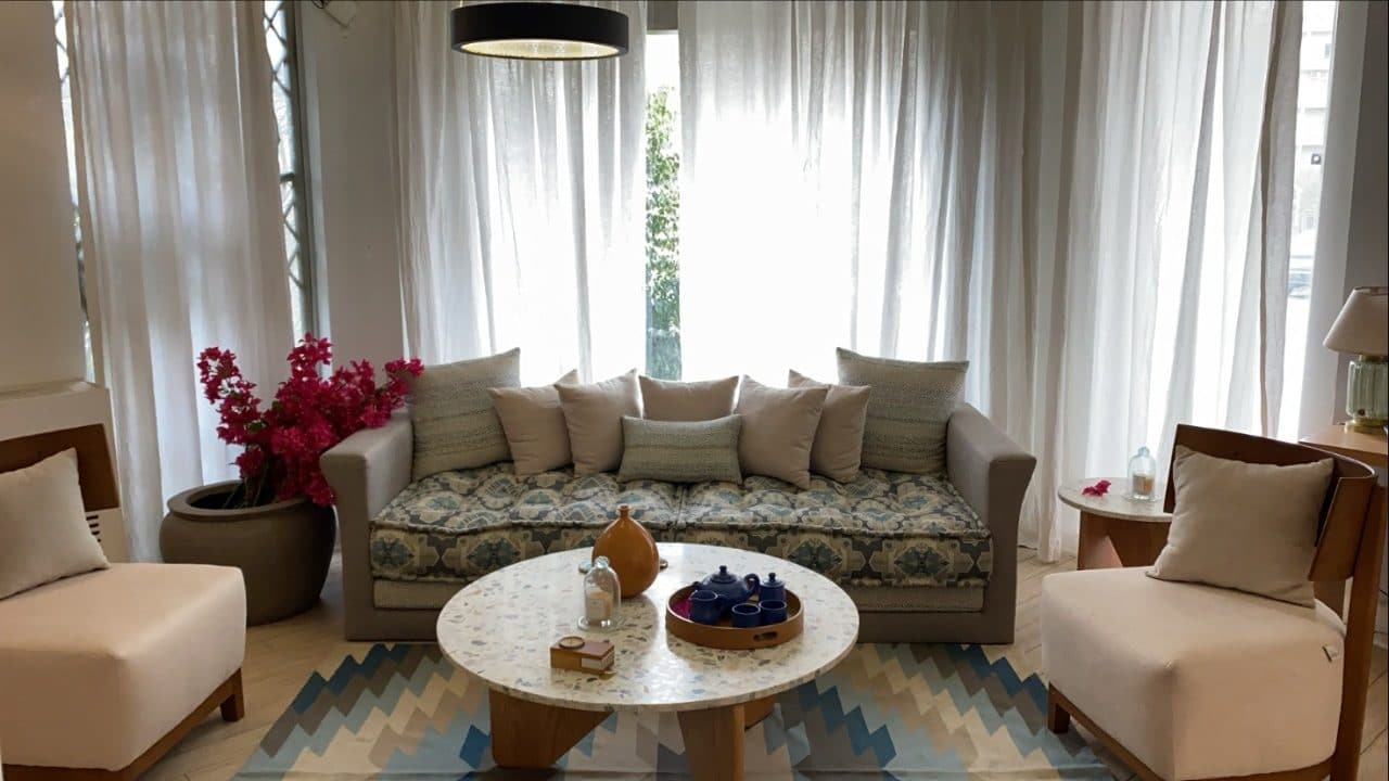 Capri Living Room