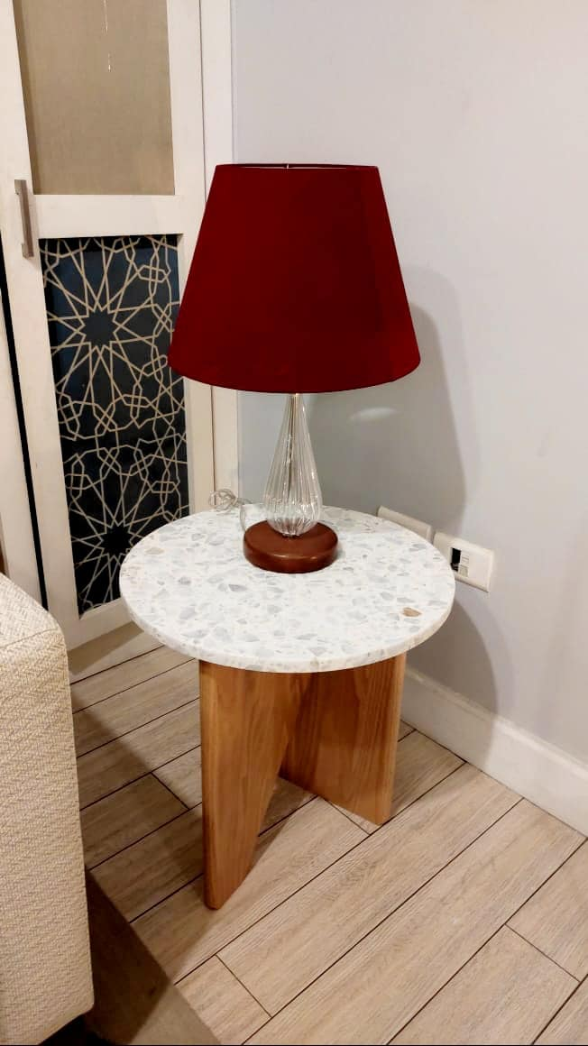 T Side Table