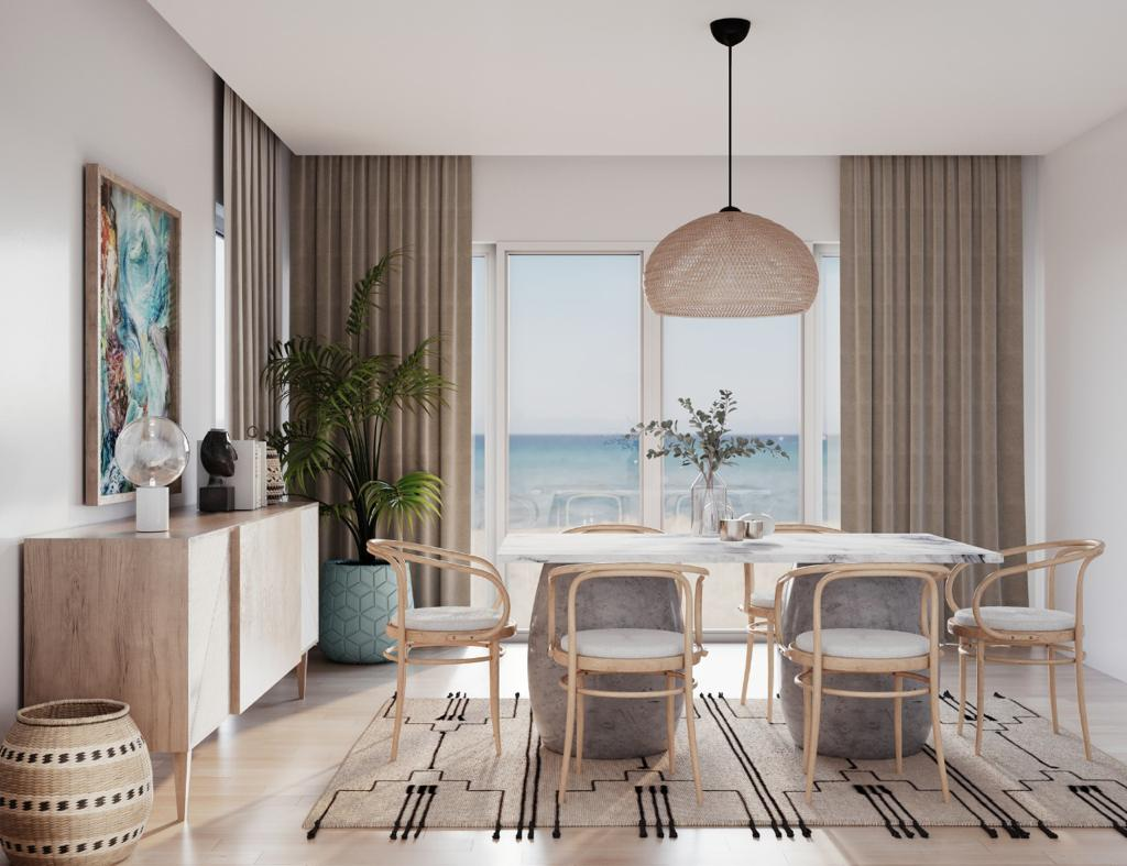 Alcove Dining Room