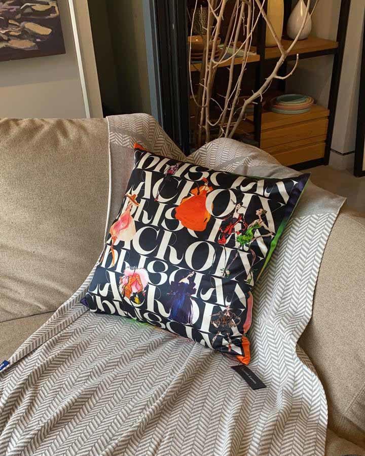 Lacroix Pillow Deux